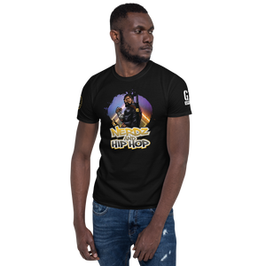 GJ Apparel Presents Short-Sleeve Unisex T-Shirt