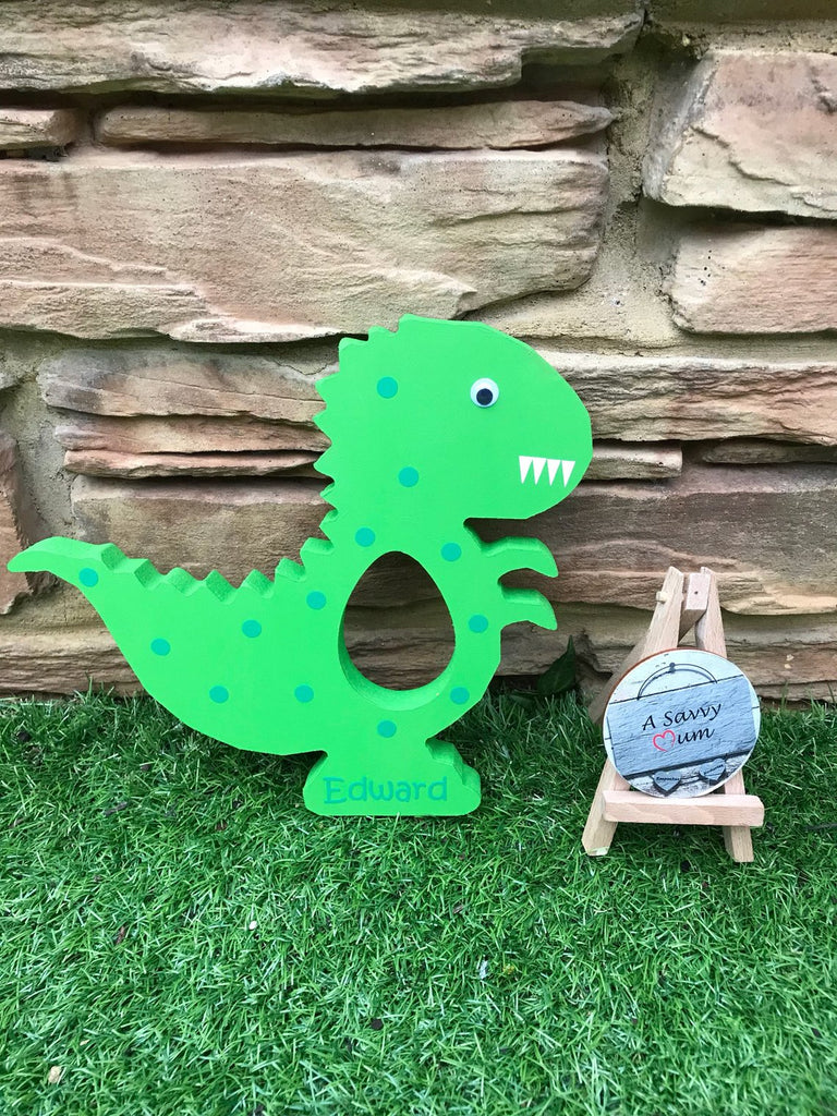 Dinosaur Creme/Kinder Egg Holder