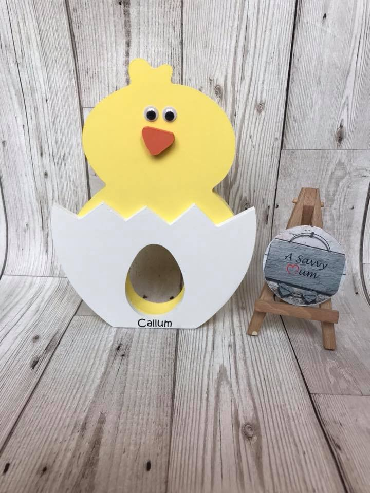 Chick Creme/Kinder Egg Holder