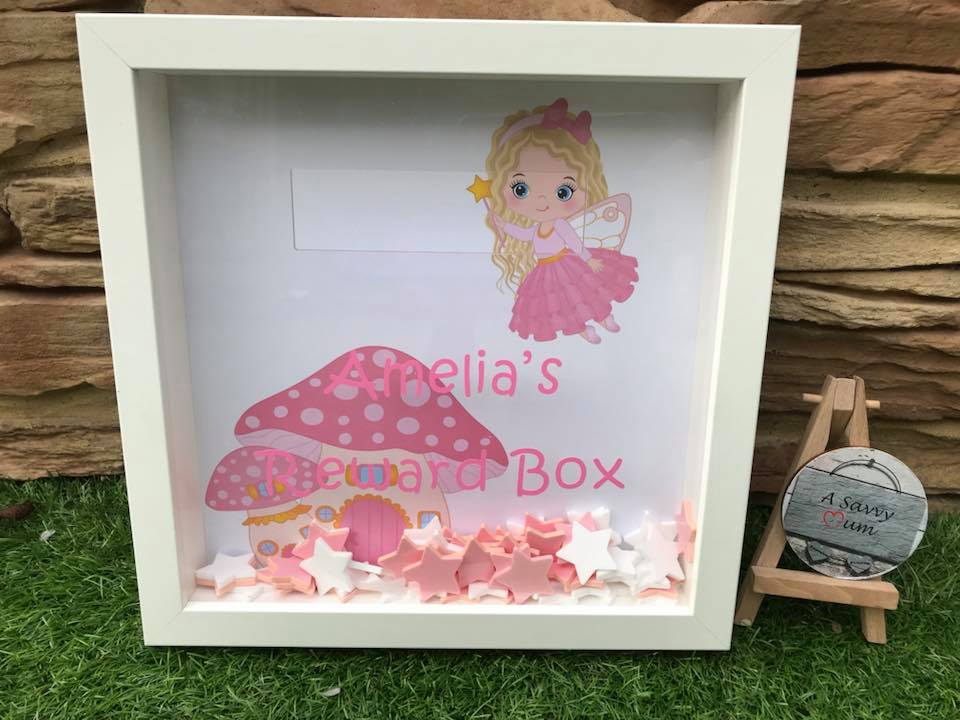 Fairy Reward Box Frame