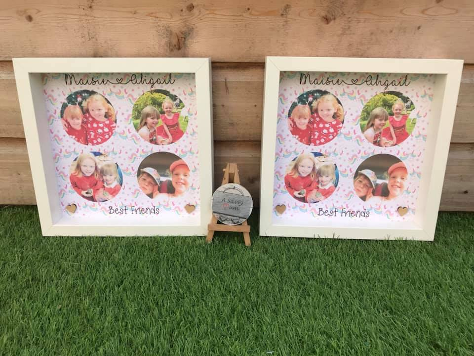 Best Friends Photo Frame