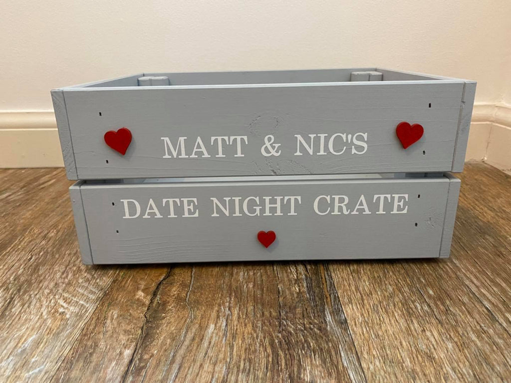 Date Night Crate (Small Size)
