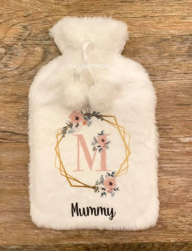Personalised Hot Water Bottle