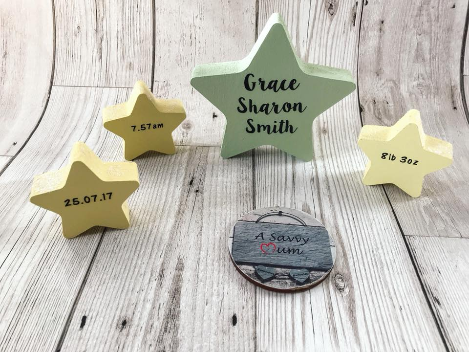 Large Star Shelfie
