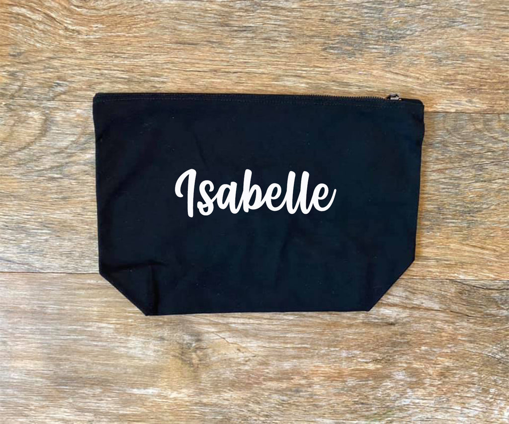 Personalised Make Up/Cosmetic/Toiletry/Accessory Bag
