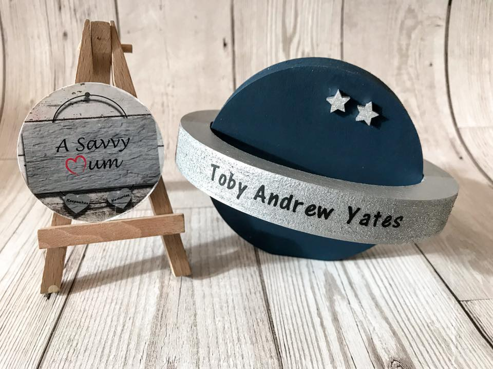 Space Theme Nursery Set