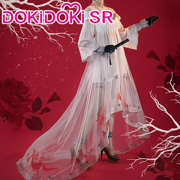 DokiDoki-SR Game Onmyoji Shiranui Cosplay Costume Women