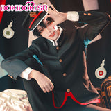 DokiDoki-SR Anime Jibaku Shounen/Toilet Bound Hanako-kun Cosplay Jibaku Shounen Hanako Cosplay Men