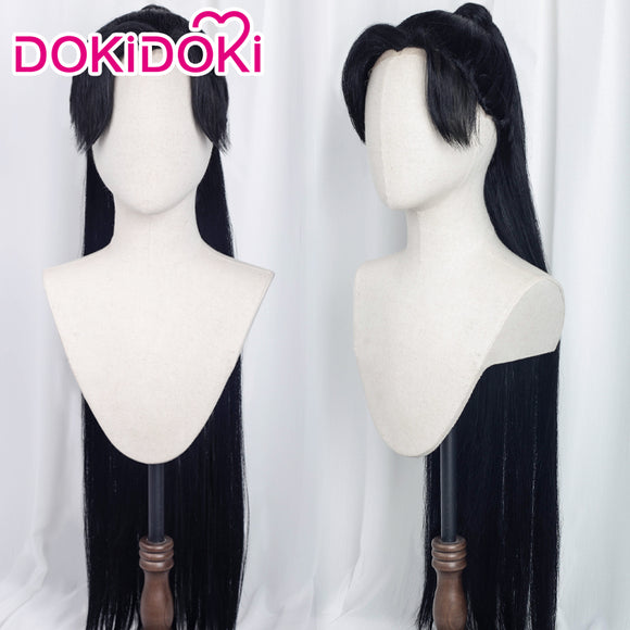 DokiDoki Word of Honor Cosplay Front  Lace Zhou Zishu Cosplay Wig