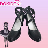 [ Ready For Ship ]DokiDoki-SR Game League of Legends Cosplay Elderwood Ahri Cosplay Costume Women