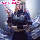 DokiDoki-R Game League of Legends Cosplay KDA The Baddest Ahri Costume