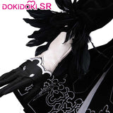 【Ready For Ship】DokiDoki-SR Cosplay Game NieR:Automata Cosplay 2B Cosplay YoRHa No. 2 Type B Cosplay Costume Women