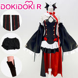 DokiDoki-R Anime Seraph of the End Cosplay Krul Tepes Costume Women