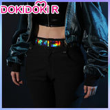 DokiDoki-R Game League of Legends Cosplay KDA The Baddest Kaisa Cosplay Costume