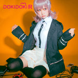 DokiDoki-R Game Danganronpa Nanami ChiaKi Cosplay Costume Women Halloween Costume Game Danganronpa Cosplay