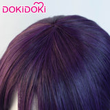 DokiDoki Manga Chainsaw Man Reze Coslay Wig Women Purple