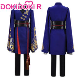 DokiDoki-R Game Twisted Wonderland Vil Cosplay Costume Men