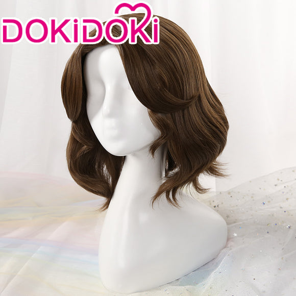 DokiDoki-SR Game Identity V  Mary Cosplay Wig Mrs.Red Bloody Queen