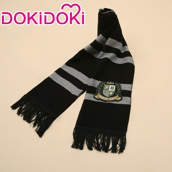 DokiDoki Movie Harry Potter Cosplay Scarf Black/Red