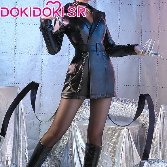 【Ready For Ship】DokiDoki-SR Game LOL  League of Legend KDA Evelynn Cosplay The Baddest K/DA