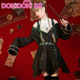 DokiDoki-SR Movie Harry Potter Doujin Cosplay Slytherin Casual Wear
