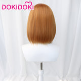 【Ready For Ship】Dokidoki Anime Jujutsu Kaisen Cosplay Nobara Kugisa Wig  Short