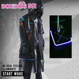 DokiDoki-SR Game Arknights Cosplay Doctor Costume Women Full Set