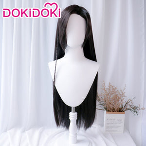 【Ready For Ship】DokiDoki Anime Tian Guan Ci Fu Hua Cheng Cosplay Wig Men Heaven Official's Bless