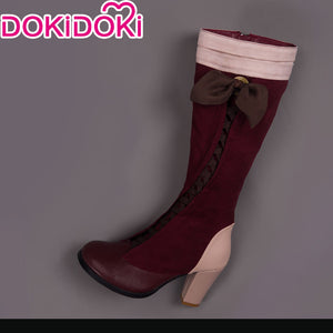 DokiDoki Anime Violet Evergarden Cosplay Shoes  Women