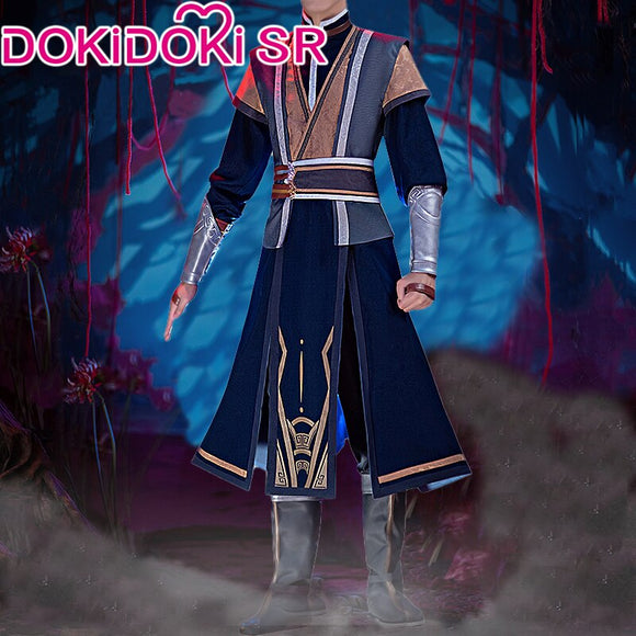 DokiDoki-SR Anime Tian Guan Ci Fu Cosplay Fu Yao Costume Heaven Official's Bless