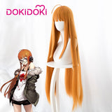 DokiDoki Game Persona 5 Cosplay Wig Futaba Sakura Hair Women Long Straight Hair Anime Persona 5 Cosplay Wig  Futaba Sakura