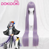 DokiDoki Game FATE Cosplay Wig Meltlilith/Meltryllis Long Purple Hair