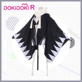 DokiDoki-R Game Fate Cosplay Okita Souji Swimsuit Women Sexy Costume