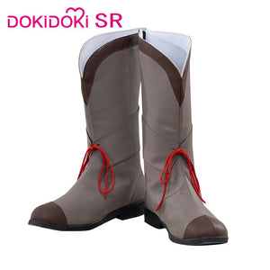 DokiDoki-SR Anime Heaven Official's Blessing Cosplay Tian Guan Ci Fu Cosplay Ancientry XieLian Costume Cosplay Hua Cheng Shoes