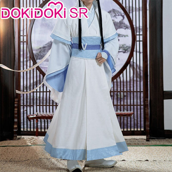 DokiDoki-SR Anime Dao Mo To Shi Cosplay Costume Teenager Lan Xicheng