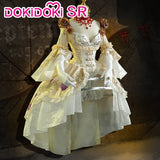 DokiDoki-SR Game Identity V  Mary Cosplay Costume Mrs.Red Bloody Queen Costume