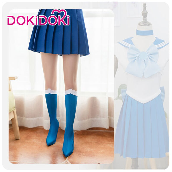 DokiDoki-SR Anime Cosplay Sailor Moon Cosplay Accessory Shoes Cover Sailor Moon
