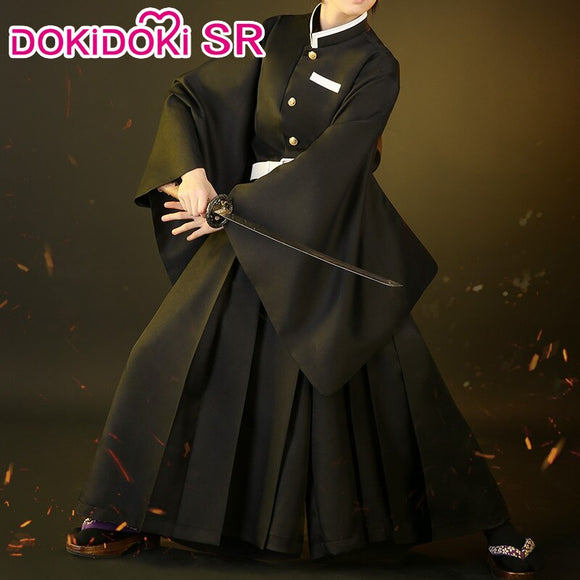 [ Ready For Ship ]DokiDoki-SR Anime Cosplay Demon Slayer: Kimetsu no Yaiba Cosplay Tokitou Muichirou Cosplay Kimetsu no Yaiba Costume Men