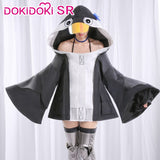 DokiDoki-SR Game FATE Cosplay Meltlilith Costume Women Swimsuit Fate/Grand Order Cosplay Meltryllis Costume