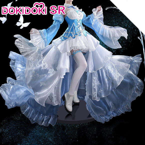 DokiDoki-SR Anime Re Zero Rem Cosplay Women Re: Starting life in a different world from zero