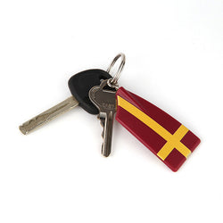 Custom Crew Team Keychains