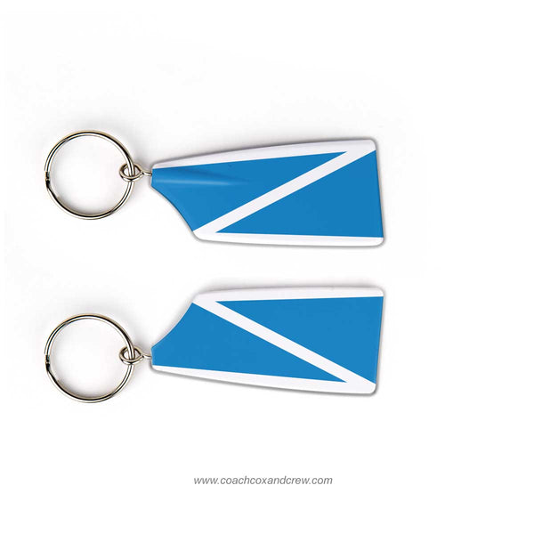 805 Rowing Club Rowing Team Keychain (CA)