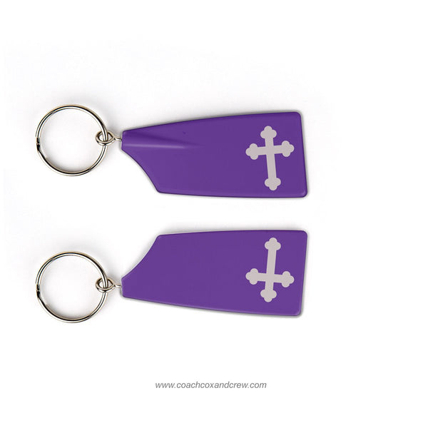 Academy of the Holy Cross Rowing Team Keychain (MD)