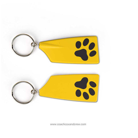 Adrian College Rowing Team Keychain (MI)