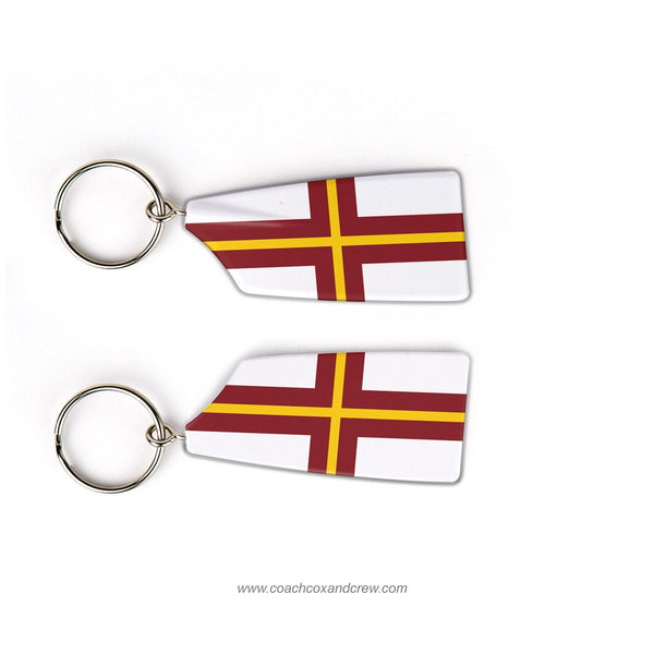 Advanced Community Rowing Association Rowing Team Keychain (NY)