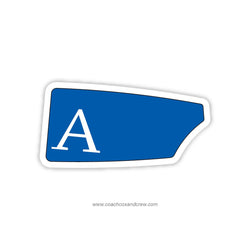 Albemarle High School Oar Sticker (VA)