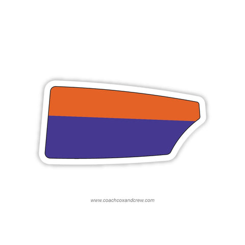 Alliance Rowing Club Oar Sticker (IL)