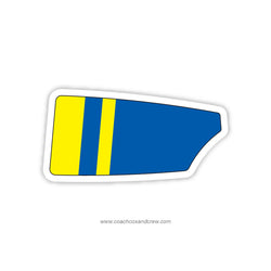 Annapolis Junior Rowing Association Oar Sticker (MD)