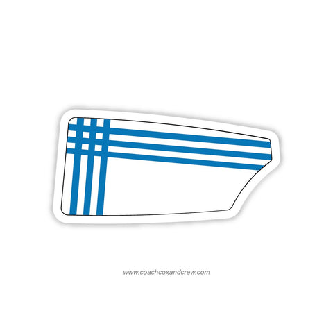 Anthony Wayne HS Oar Sticker (OH)