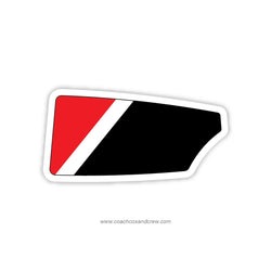 Archbishop Carroll High School Oar Sticker (PA)